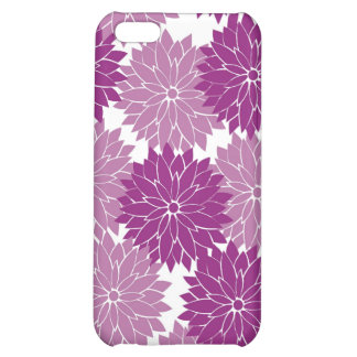 Purple Violet Lavender Flower Blossoms Floral iPhone 5C Covers