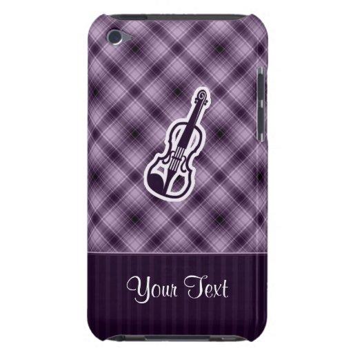 Purple Violin iPod Touch Cases
