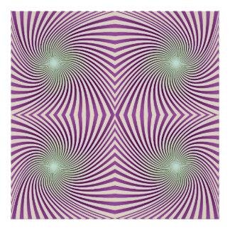 Purple vortex photograph