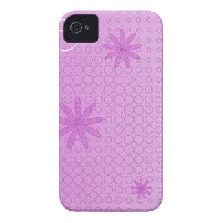 purple wallpaper iPhone 4 Case-Mate case