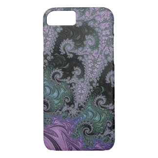 Purple Wanderer Phone Case Design