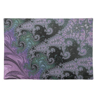 Purple Wanderer Placemat Dining Room Design