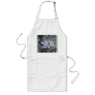 Purple Water Lily Aprons
