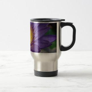 Purple Water Lily Mugs