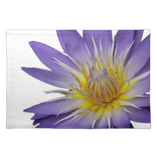 Purple Water Lily Placemat