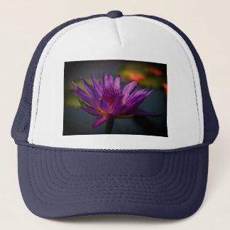 Purple Waterlily Hat