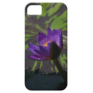 Purple Waterlily phone case