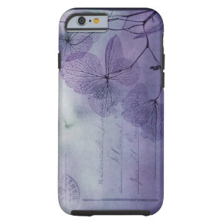 Purple Watermark Tough iPhone 6 Case