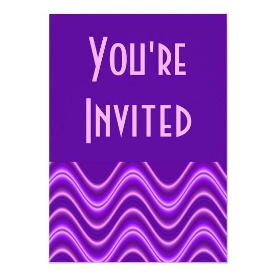 purple wave card