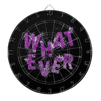 Purple Whatever Dartboard