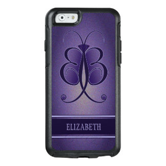 Purple Whimsical Butterfly OtterBox iPhone 6 Case