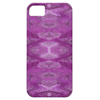 Purple & White  iPhone 5 Case-Mate Barely There Barely There iPhone 5 Case
