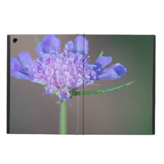 Purple wild flower case for iPad air