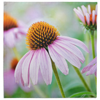 Purple Wildflowers Napkin