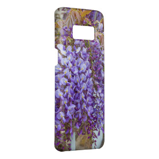 purple wisteria blooms Case-Mate samsung galaxy s8 case