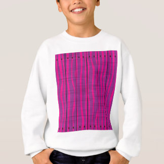 Purple Wooden Grunge Background Sweatshirt