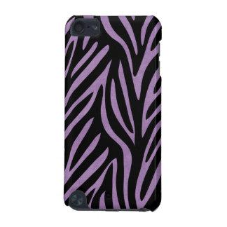 Purple Zebra Print IPod Touch Case