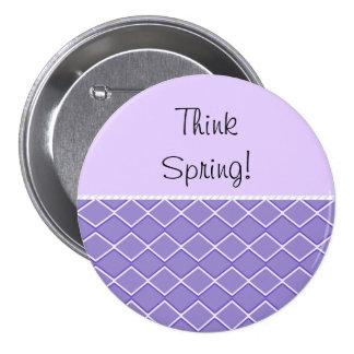 Purple Zigzag Pins