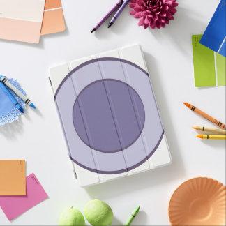 PurpleInLilac Dots iPad Smart Cover