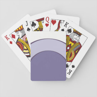 PurpleInLilac Dots Playing Cards