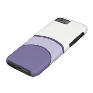 PurpleInLilac Dots Tough iPhone 6 Case