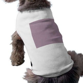 PurpleSolidPaper LIGHT MAUVE PURPLE SOLID COLOR BA Shirt