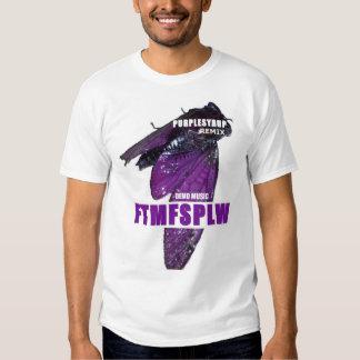 PURPLESYRUP REMIX FTMFSPLW BIG TSHIRTS