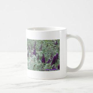 Purply Haze Basic White Mug