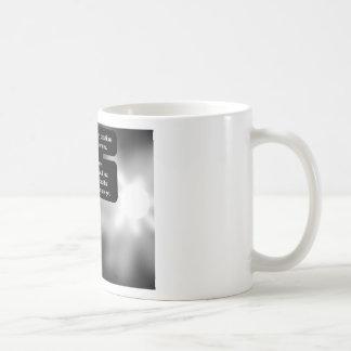 Purpose Basic White Mug
