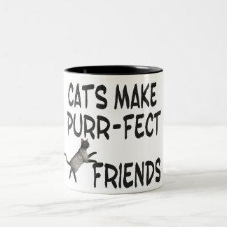 Purr-fect Friends Mug