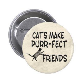 Purr-fect Friends Pins