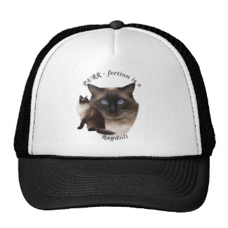 PURR-fection Ragdoll Cap