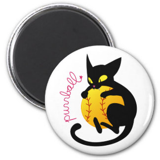 Purrball Magnet