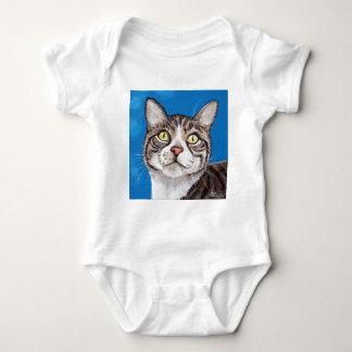 Purrcy Baby Bodysuit