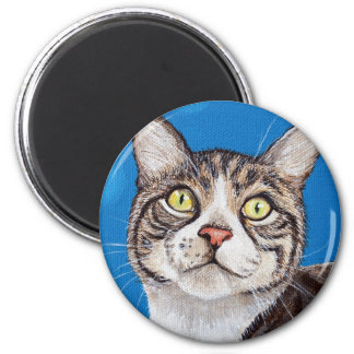 Purrcy Magnet