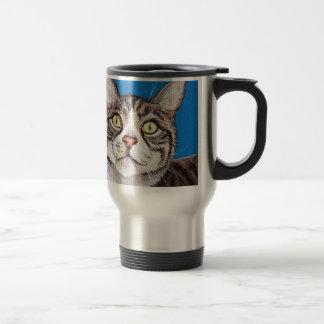 Purrcy Travel Mug