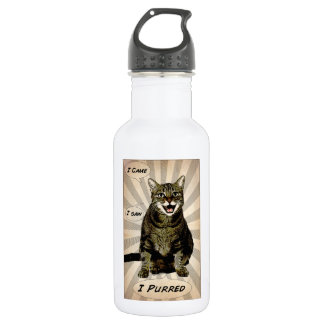 Purred 532 Ml Water Bottle