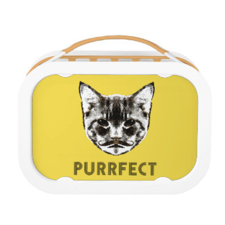 Purrfect lunchbox