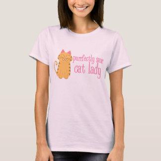 Purrfectly Sane T-Shirt