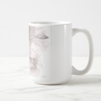 Purring Cat Coffee Mug