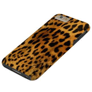 Purrrfect Leopard Tough iPhone 6 Plus Case
