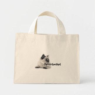 Purrrrrfection! bag
