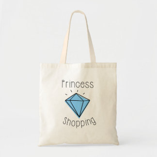 Purse Princess of Purchases Budget Tote Bag