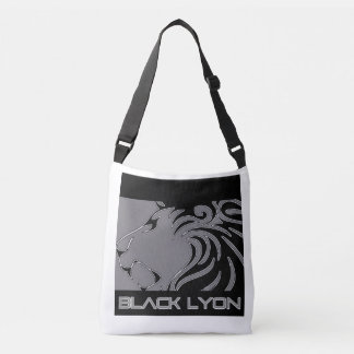 purse Sam Browne belt black Crossbody Bag