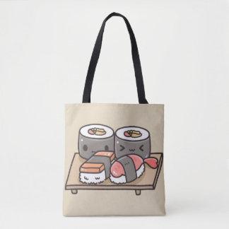 Purse Sushi Kawaii Tote Bag
