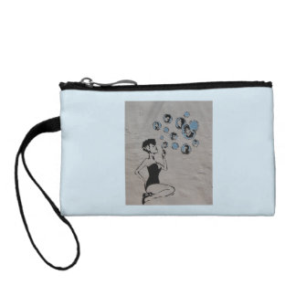 purse with original TelAviv street art