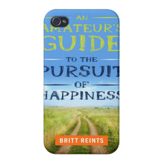 Pursuit of Happiness Book iPhone Case iPhone 4/4S Case