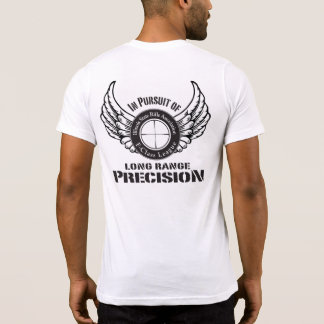 Pursuit of Long Range Precision t-shirt