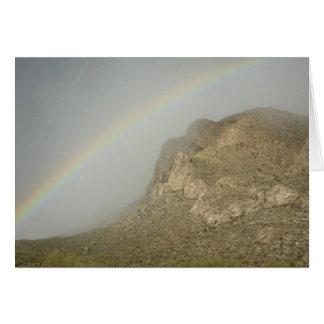 Pusch Ridge Rainbow Card