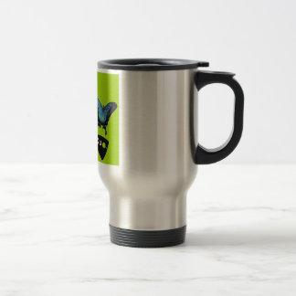 Push Back Logo Thermal mug